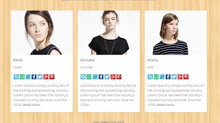 Team – Responsive Meet the Team Grid for WordPress