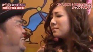 Do not swallow! Japanese weird show  OPTV