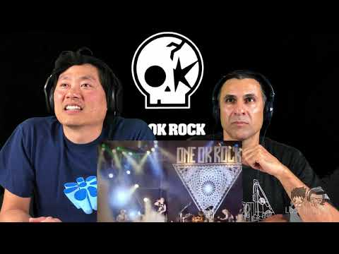 Reaction - ONE OK ROCK - Cry Out (Tokyo Metrock 2017)