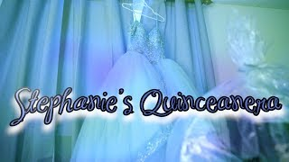 STEPHANIE'S QUINCEANERA - HIGHLIGHT VIDEO sweet 15 anos bay area, CA