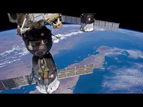 Home from Above: 47 minutes of 4K ISS Timelapse