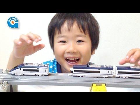 プラレールアドバンス 京成スカイライナーがっちゃん4歳
