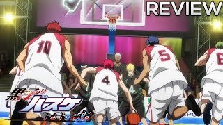 Best Anime Movie of All Time - Kuroko No Basket: Last Game Movie Review