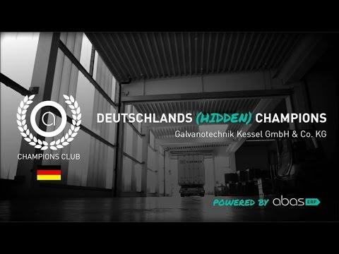 ERP Best Practice - (Hidden) Champion Galvanotechnik Kessel runs ...