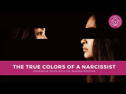 The True Colors of A Narcissist