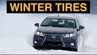 Winter Tires Explained - Bridgestone Blizzak WS80
