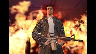 MAX PAYNE  2001 (Part 13) Computer games, PC games, old Top games