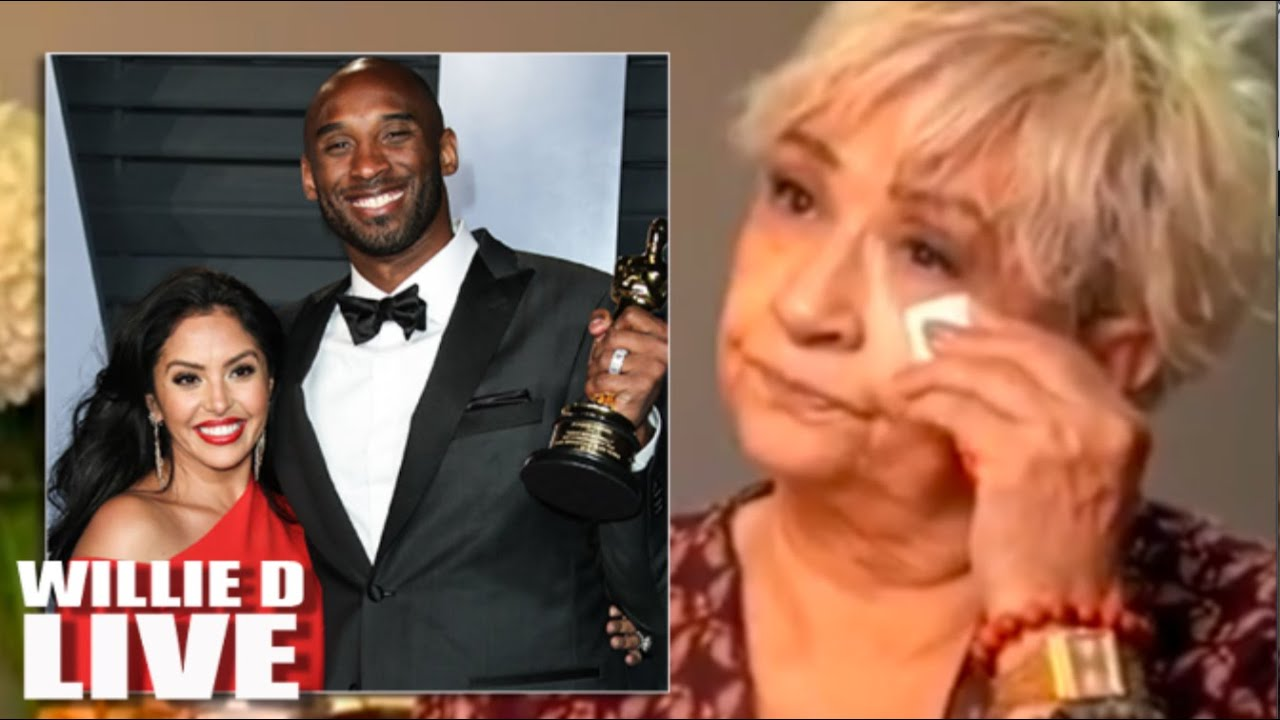 Download Vanessa Bryant's Mom Goes Public, Claims She Evicted Her & Repo'd Her Car After Kobe's Death