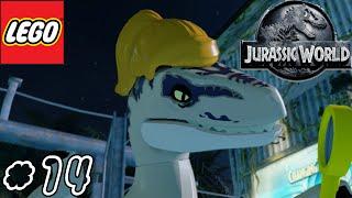 Lego Jurassic World - #14 - Komische Viecher - Let