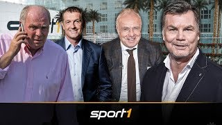 Der CHECK24 Doppelpass mit Sascha Riether, Michael Rummenigge und Uli Hoeneß - Ganze Folge | SPORT1