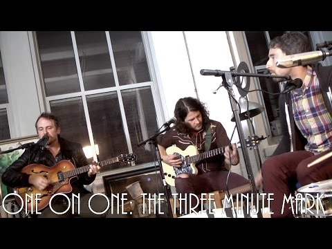 ONE ON ONE: Hallelujah The Hills - The Three Minute Mark 10/24/14 Outlaw Roadshow Session