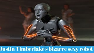 justin-timberlakes-bizarre-sexy-robot---leaves-people-very-confused-rustic-woodsy-album-2018
