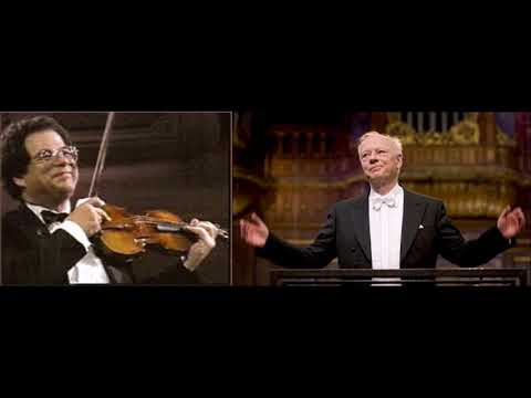 "Mendelssohn ""Violin Concerto in E"" Itzhak Perlman"