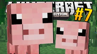 Minecraft Pocket Edition | MAKING BABIES!! | #7