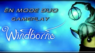 Gameplay Windborne en Duo PC EP 1