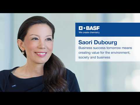 Saori Dubourg: Business success tomorrow means creating value for environment, society, business