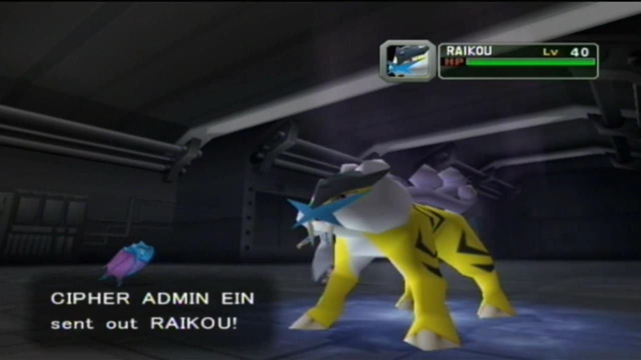 gamecube pokemon colosseum rom