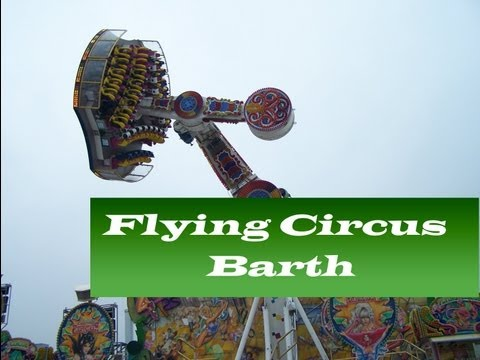 Flying Circus Barth Offride, Aachen Germany