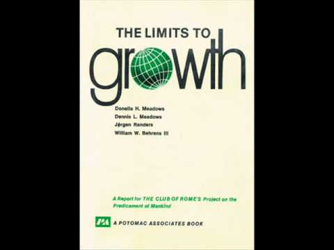 """""""The Limits To Growth"""" Population Collapse--2030 deadline/M.I.T./Club of Rome"""