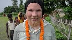 Autolla Nepaliin // 1. kylä Nepalissa