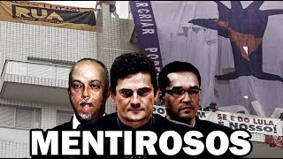 Resultado de imagem para Juiz Sergio Moro, o mentiroso tipo exportação!