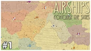 Airships: Conquer the Skies - #1 - Command & Conquest - Let