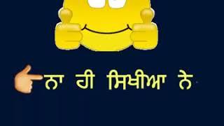 ਸਾਬ himmat sandhu viva video new Punjabi song download link,👇