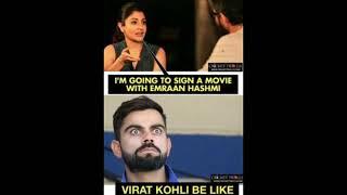 #viratkohlifunnymeme #anushkasharma #meme funny #short