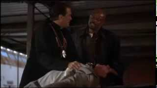glimmer man fight scene Steven Seagal