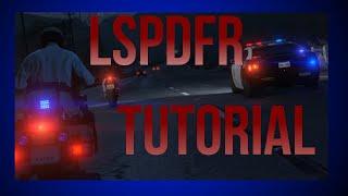 Tutorial || Installation von LSPDFR & Plugins für GTA V ||