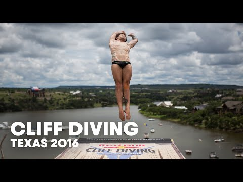 Everything's Bigger in Texas - Even the Dives | Cliff Diving World Series 2016
