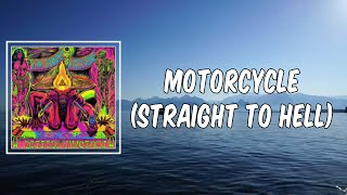 Motorcycle Straight to Hell (Lyrics) - Monster Magnet