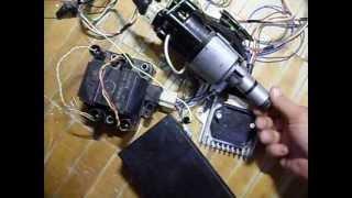 ДБСЗ из горелого модуля зажигания 2110 для М 412 проба 2