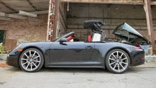 10 Things You Didn't Know About the 2015 Porsche 911 Targa 4 GTS