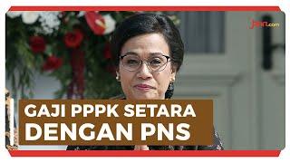 Kabar Gembira untuk Honorer K2 yang Lulus PPPK - JPNN.com