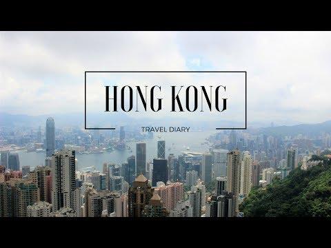 Travel Diary | Hong Kong