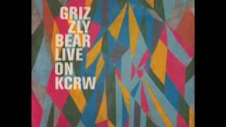"Grizzly Bear Live At KCRW ""He Hit Me"" (Vinyl to Mp3)"