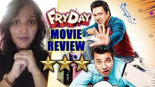 FRYDAY Movie Honest Review | Best Reaction | Prediction | Govinda | Varun Sharma😆😎