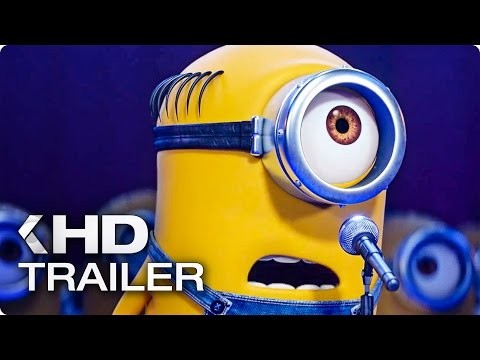 Thumbnail: DESPICABLE ME 3 NEW Minions Clip & Trailer (2017)