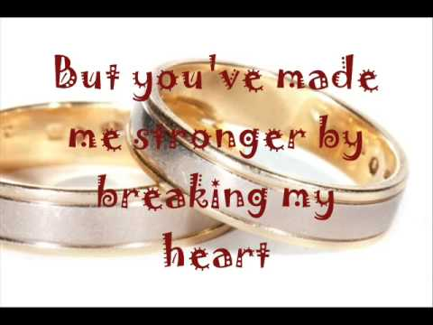 You've Made Me Stronger - Regine Velasquez (with Lyrics)