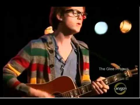 Cameron Mitchell's Audition for The Glee Project  Love Can Wait