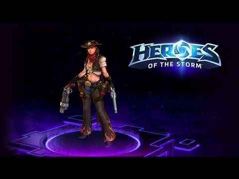видео: Шериф против контроля - Лига героев в heroes of the storm
