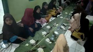 Perayaan Tahun Baru Islam Di Dusun 6 Gedung Besar desa jepara Kerukunan muda mudi Risma LamTim