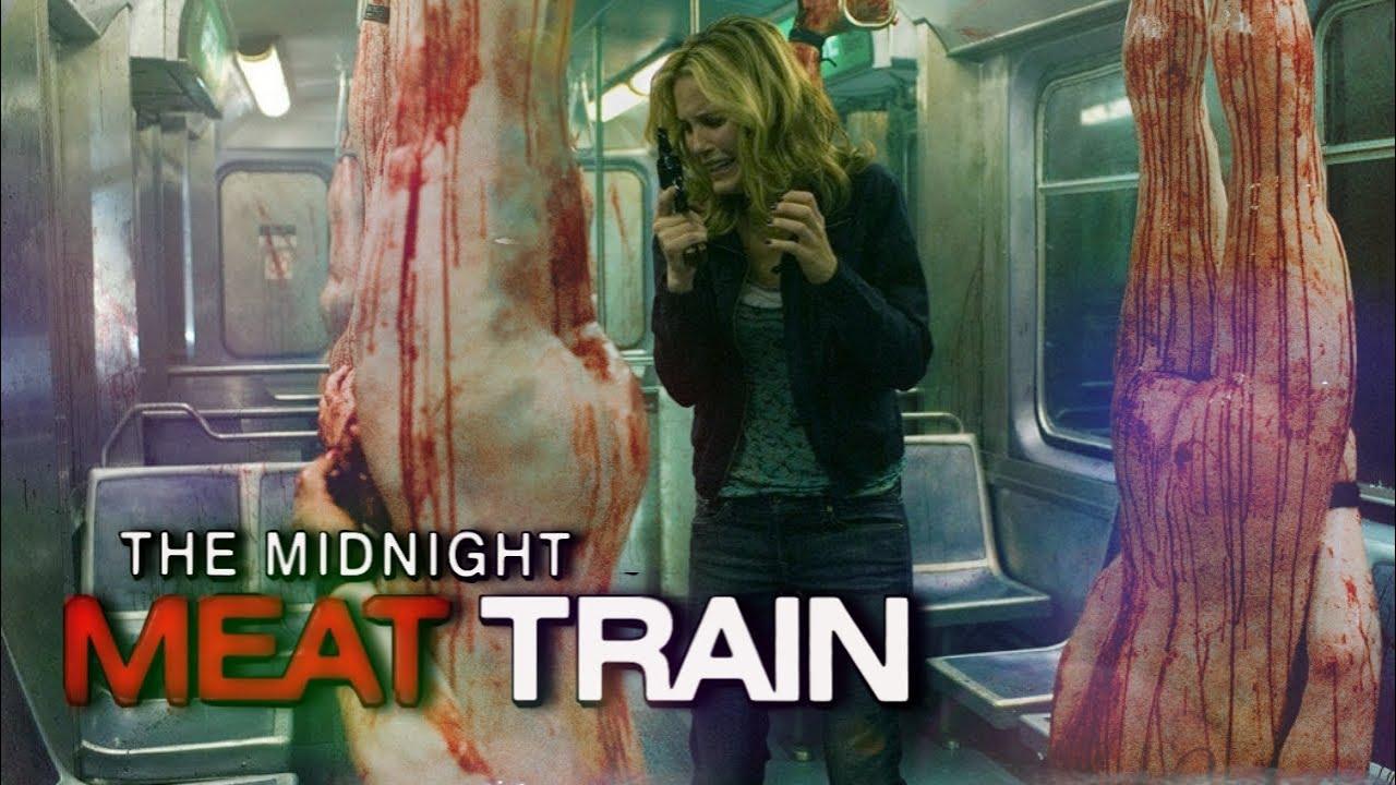 Download The Midnight Meat Train Movie Explained in Hindi/Urdu | Midnight Meat Train (2008) Summarized Hindi