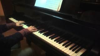 Bertini Etude F major- Barbara Arens, piano
