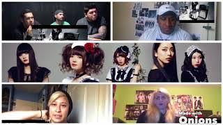 BAND-MAID - Choose Me - Reaction Japanese music