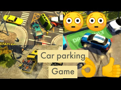 Best Graphics Care Parking Game