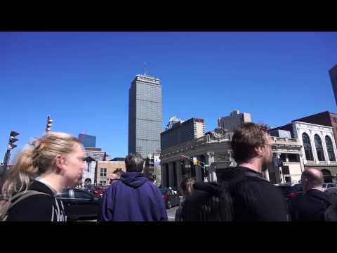 Boston Tour: Prudential Tower