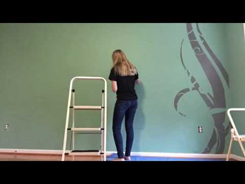 Painting a Mural || Personal Project