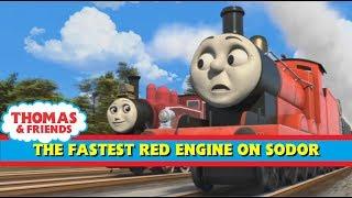 Video The Fastest Red Engine on Sodor - UK (HD) [Series 21] download MP3, 3GP, MP4, WEBM, AVI, FLV November 2018